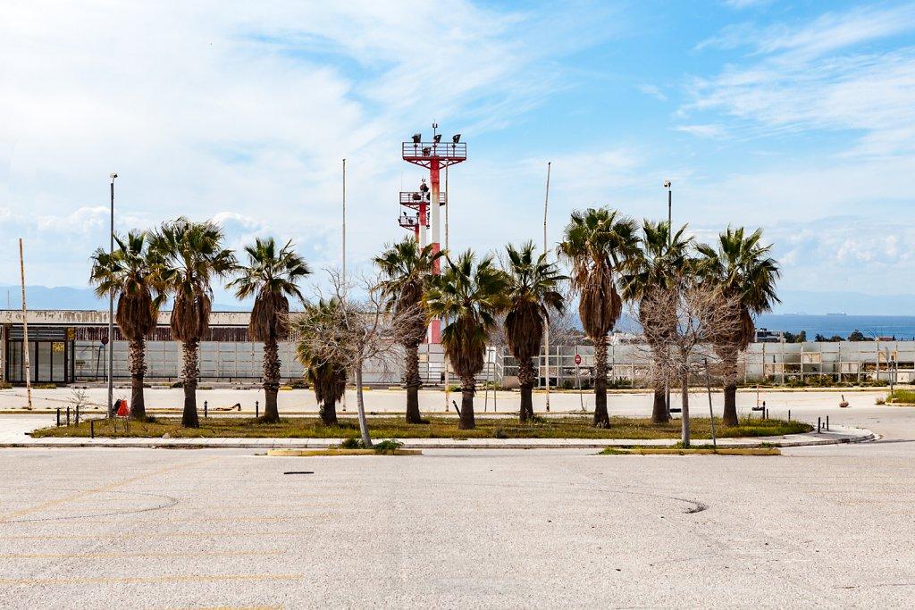 Athens Hellinikon Airport