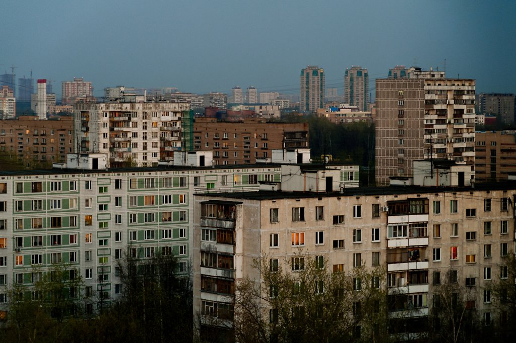 Moscow - Москва  [mʌˈskva]