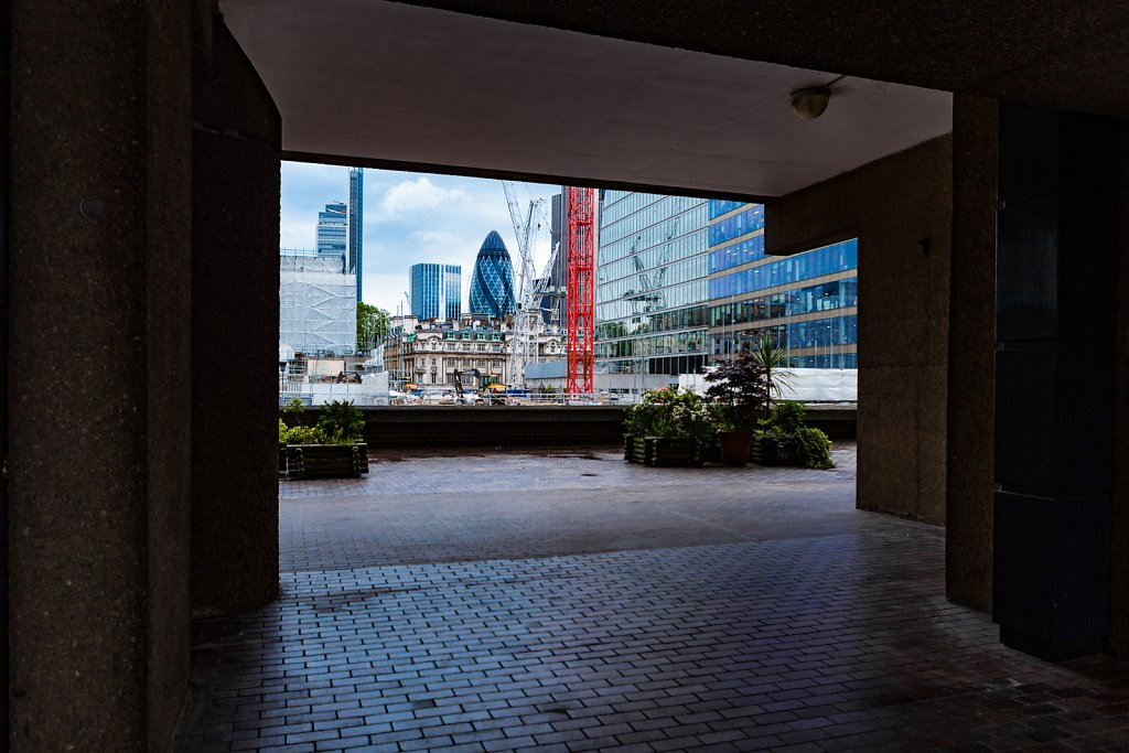 Barbican Complex