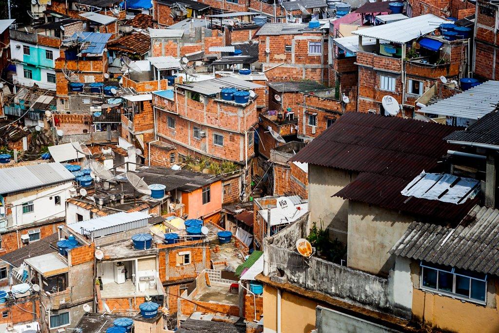 Favela Santa Marta - RJ